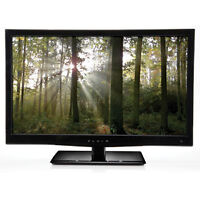 """24"""" HDTV with built-in DVD Player - BRAND NEW"""