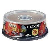 Maxell Music CD