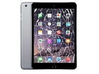 iPad Air , iPad 2/2/3/4 Touch Screen-Replacement Glasgow Tel : 0141 258 2321