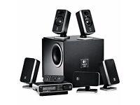 Logitech Z-5400 5.1 speaker system