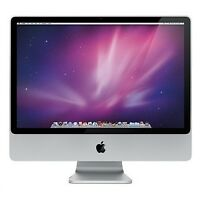 "Apple iMac 20"" Core 2 Duo E8135 2.4GHz 1GB 250GB DVD±RW"