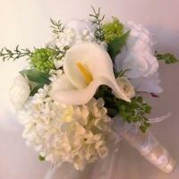 Wedding flowers for the whole bridal party
