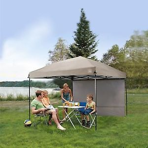 Ventura 10X10 Gazebo NEW with Sunwall or Privacy Wall