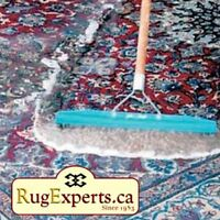 rugexperts.ca Oriental & Area Rug Cleaning