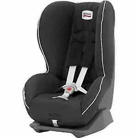 Britax Eclipse car seat stage 2