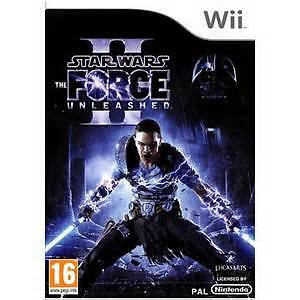 Wii Force Unleashed 2
