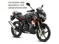 x2 Motorcycles Lexmoto xtr 125 '64 plate & Aprilia sr 50 on '09 plate for sale or swap