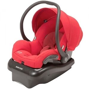 Maxi Cosi Mico AP 2.0 - Red includes two sets of covers
