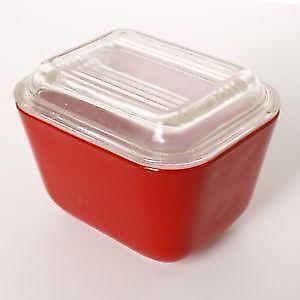Pyrex Refrigerator Dishes Ebay