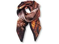 Wolf-print scarf MCQ ALEXANDER MCQUEEN