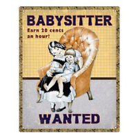 Downtown? Need a Babysitter?
