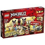 Lego Super Pack