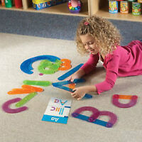 Help your child with their letters A-Z