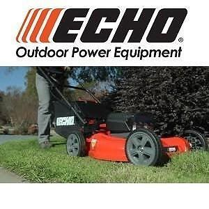 "NEW ECHO 21"" CORDLESS  LAWN MOWER - 125081894 - 58 VOLT LAWNMOWER LITHIUM ION"