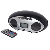 Multi-function Rechargeable Portable 2.1 Speaker with FM Radio