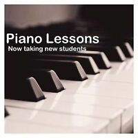 Piano Lessons in Woodville
