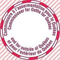 Commissaire à l'assermentation / Commissioner for Oaths