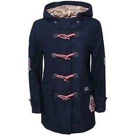 Paul's Boutique Duffle Coat RRP £140 size S