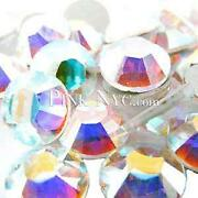 Swarovski Crystal AB Flatback