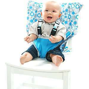 my little seat travel high chair Stratford Kitchener Area image 1