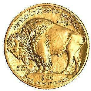 50 Dollar Us Gold Coin
