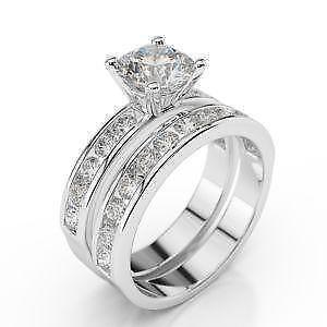 Shop huge inventory of Diamond Engagement Ring Set
