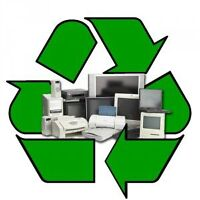 FREE PICK UP OF UNWANTED ELECTRONICS