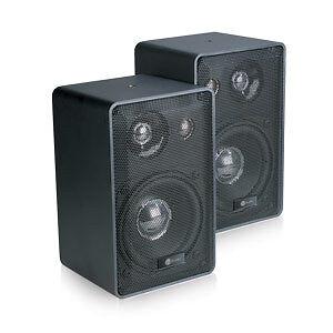3-Way Indoor/Outdoor Speakers (New)