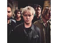 Nothing But Thieves Tickets Nottingham Rock City Friday 10th November
