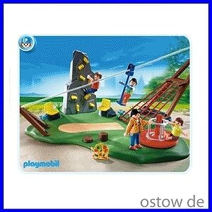 PLAYMOBIL® SUPERSET SUPER SET AKTIV SPIELPLATZ SPIEL PLATZ 4015 NEU