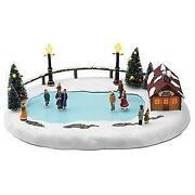 Christmas Skating Pond