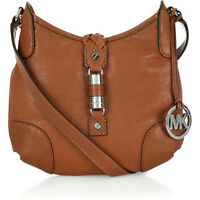 Michael Kors Greenwich Small Leather Purse