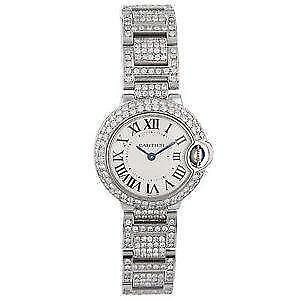 6cdf02d99265 Cartier Ballon Bleu Diamond Watches