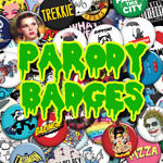 Parody Badges
