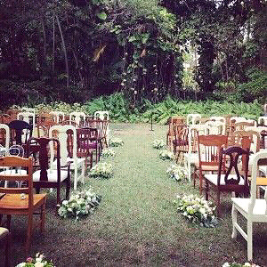 WANT: Ceremony spot