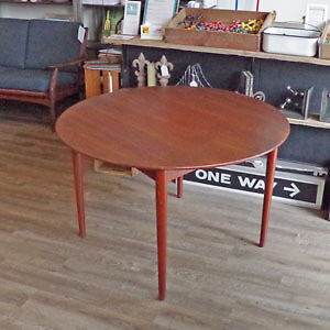 amazing selection of mid century solid teak and rosewood dining tables