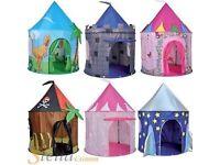 Spirit of air girls princess tent bib