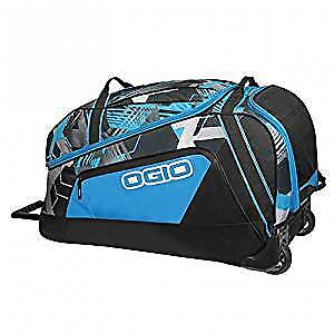 OGIO Big Mouth Rolling Gear Bag - Hex NEW