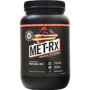 MET-Rx High Protein Pancake Mix, Original Buttermilk, 4 poun