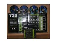 Beachbody insanity T25 Gamma fitness discs complete set