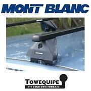 Mont Blanc Roof Bars