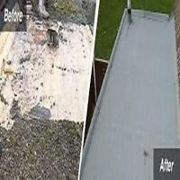 leaky or damaged flat roof??? we can fix it!!