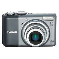 Canon A2000 IS Camera