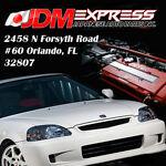 JDM Express Japanese