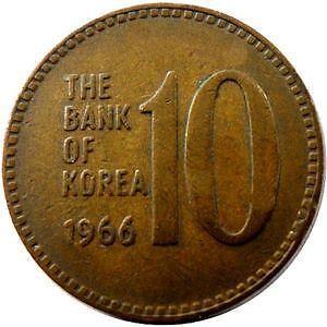 Korea Old Coin