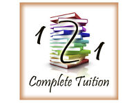 Tutor available for Maths and English Tuition for years 1- 10 From £12