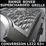 Range Rover L322 Grill