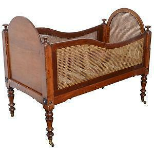Antique Baby Cradle Ebay