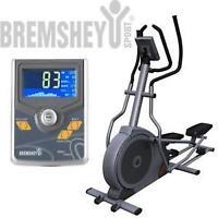 Elliptique et vélo intérieur - Elliptical and exercise bike