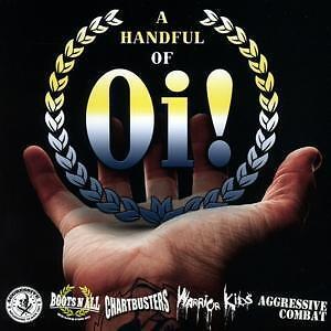 Various - A Handful of Oi! - CD NEU